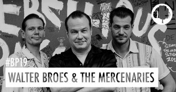 Walter Broes & The Mercenaries